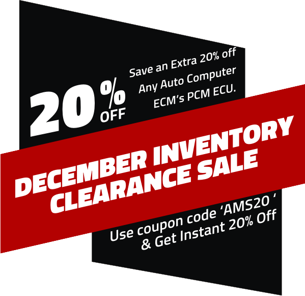 December Inventory Clearance Sale