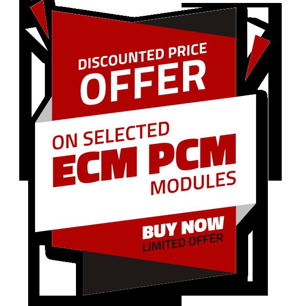 Discounted price on ECM PCM Auto Computers